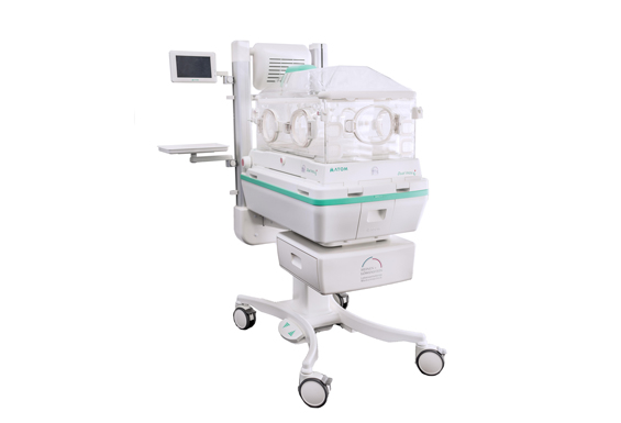 attikourismedical_cyprus_atom_Dual_incu_incupator_with _warmer