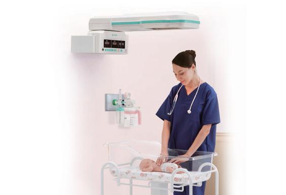 Infant Radiant Warmer Attikouris Medical