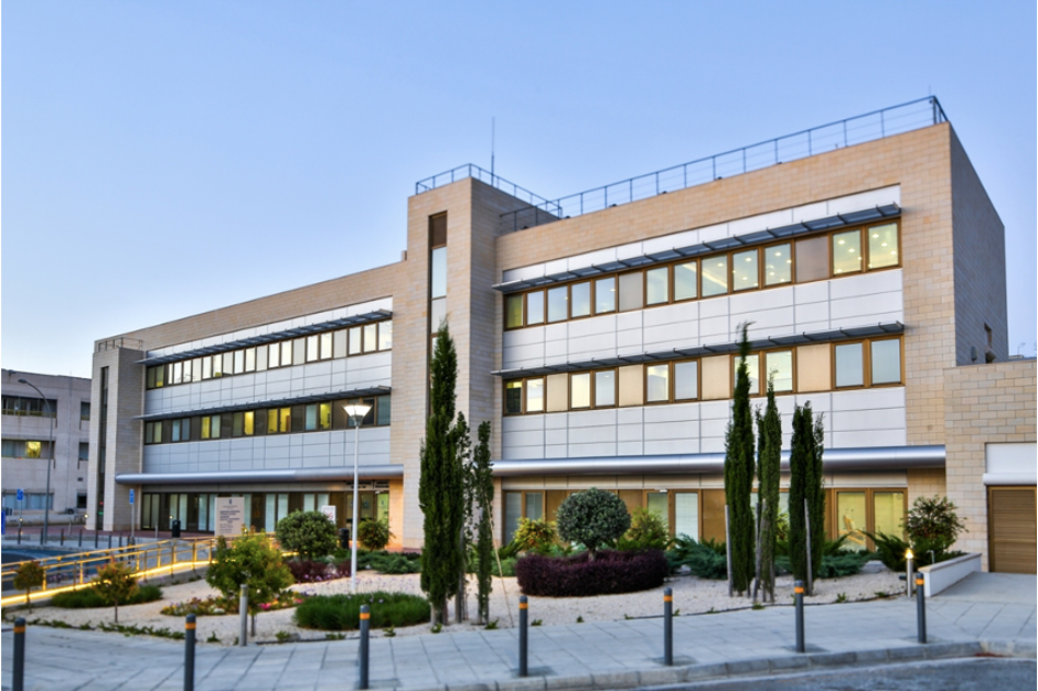 The Bank of Cyprus Oncology Centre